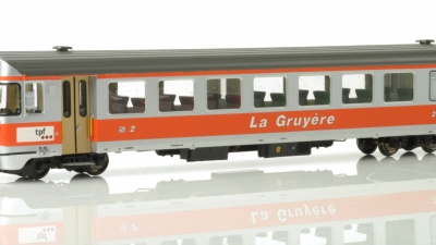 GFM/TPF Bt 253 argent/orange